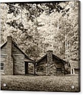 The Old Whitehead Place E211 Acrylic Print