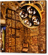The Operating Room - Eastern State Penitentiary Acrylic Print