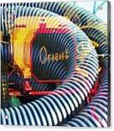The Orient Acrylic Print