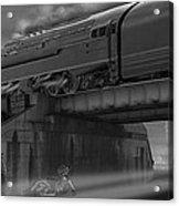 The Overpass 2 Panoramic Acrylic Print