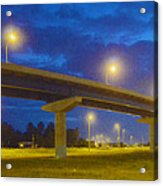 The Overpass Acrylic Print