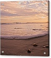 The Pace Of Topsail Acrylic Print