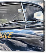The Paddy Wagon Acrylic Print by JC Findley