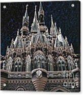 The Palace Acrylic Print
