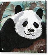 The Panda Acrylic Print