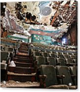 The Paramount Theater Acrylic Print