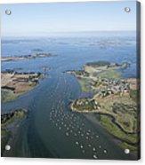 The Passage In The Gulf Of Morbihan Acrylic Print