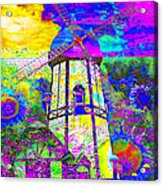 The Pastoral Dreamscape 20130730 Acrylic Print