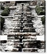 The Path Of Least Resistance Acrylic Print