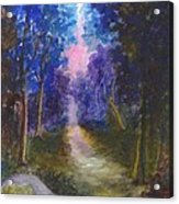 The Path Up Yonder Acrylic Print