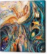 The Patriarchs Series - Moses Acrylic Print