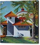 The Pavilion Acrylic Print