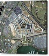 The Pentagon Acrylic Print
