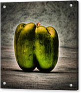 The Pepper Acrylic Print