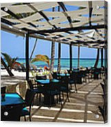 The Perfect Breakfast Spot Acrylic Print