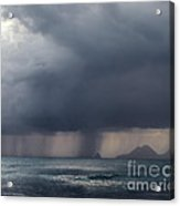 The Perfect Storm II Acrylic Print