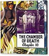 The Phantom, Us Poster, Tom Tyler Left Acrylic Print