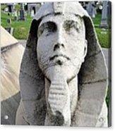 The Pharaoh Acrylic Print