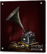 The Phonograph 5 Acrylic Print