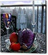 The Photographer Acrylic Print by Madeline Ellis