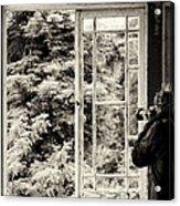 The Photographer's Quest Acrylic Print