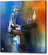 The Pianist 01 Acrylic Print