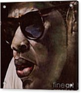 The Pied Piper Of Intrigue - Jay Z Acrylic Print