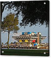 The Pier - St. Petersburg Fl Acrylic Print