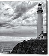 The Pigeon Point Beacon Acrylic Print by Eduard Moldoveanu