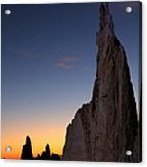 The Pinnacles 2am-111069 Acrylic Print