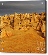 The Pinnacles 4 Acrylic Print