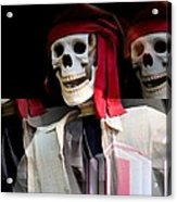 The Pirate's Ghost Acrylic Print