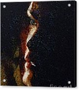 The Play Of Light Acrylic Print