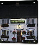 The Plough Inn Acrylic Print