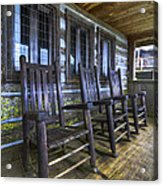 The Porch Acrylic Print