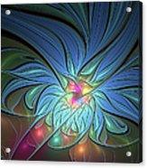 The Power Of Light Acrylic Print