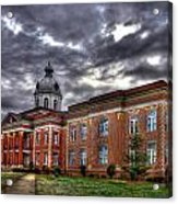 The Powerhouse Putnam County Court House Acrylic Print