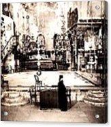 The Priest Acrylic Print