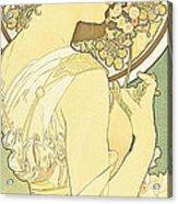 The Primrose Acrylic Print