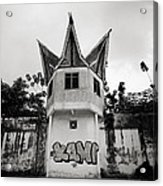 The Pudu Prison Acrylic Print