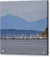 The Puget Sound Acrylic Print