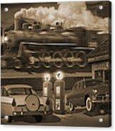 The Pumps 2 Acrylic Print