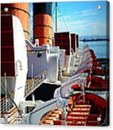 The Queen Mary  Acrylic Print