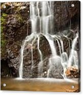 The Quiet Waterfall Acrylic Print