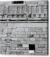 The Rajput Wall Acrylic Print