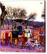 The Ranch Acrylic Print