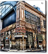 The Reading Terminal Market Acrylic Print by Bill Cannon