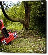 The Red Baron Acrylic Print
