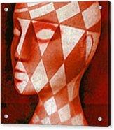 The Red Phantom Acrylic Print