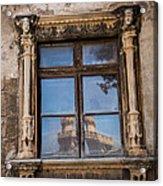 The Reflecting Castle Acrylic Print